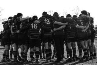 Les régions du rugby en France